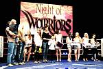 Night of Warriors v Liberecké Home Credit aréně.