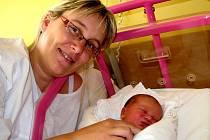 Lenka Hajduková s dcerou Lucií z Liberce