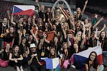 Iuventus Gaude na olympiádě v Rize