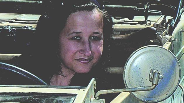 Monika Králová, mluvčí Věznice Rýnovice