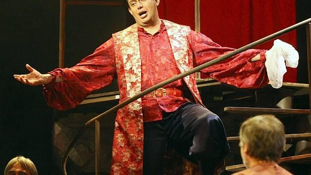 Opera Giuseppe Verdiho Rigoletto v podání Divadla F. X. Šaldy