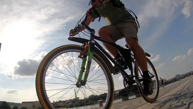 Cyklistika. Ilustrační foto