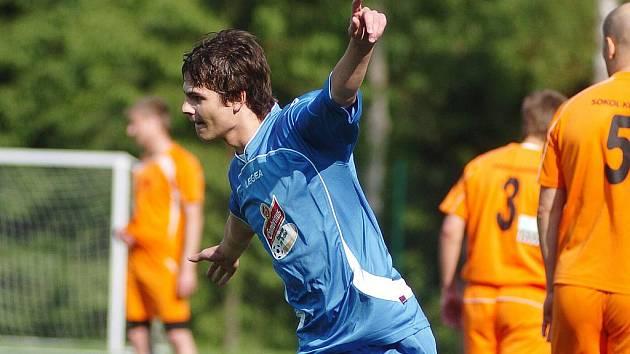 Sportovní hvězda víkendu Martin David - Jiskra Harrachov.