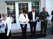 Slavní sportovci spojení s výrobcem hraček v Jiřetíně pod Bukovou na Jablonecku mají svoji expozici v tamním Muzeu výroby hraček. Podívat se přijdou zhruba dvě stovky lidí ročně. Slavnostní otevření proběhlo v dubnu 2014.