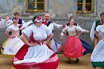 Oblíbená Pouť svatého Josefa na Krásné na Pěnčínsku proběhla tradičně na 1. máje.