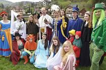 Na Malou Skálu znovu po roce dorazí král Granát s družinou a celou plejádou pohádkových postav. Vyjedou i parní vlaky.