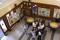 Výstava v Městském kině Jas Tanvald