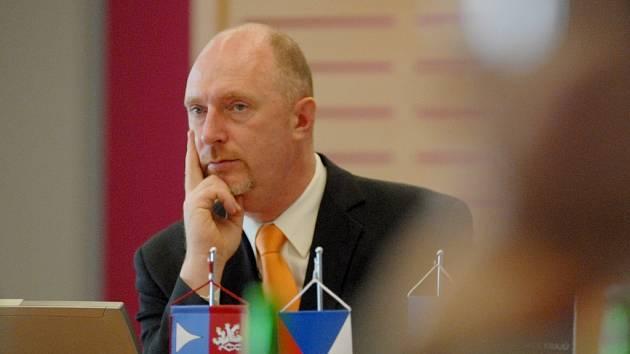 Hejtman Libereckého kraje Petr Skokan.