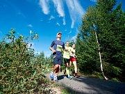 Z loňské Jizerské Run 50