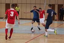 Futsalisté GMM Jablonec v dalším zápase II.ligy sice prohráli, ale stáli si hlídají třetí místo v tabulce. Podle trenéra dostali laciné góly.