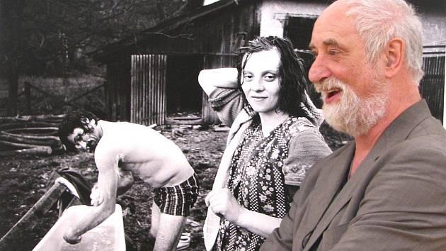 Legenda české fotografie Jindřich Štreit.