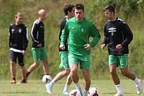 Fotbalisté juniorského týmu Baumitu Jablonec v pondělí zahájili letní přípravu na novou sezonu.
