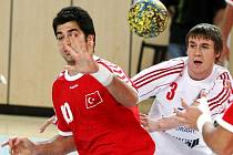 Industrial Cup 2009 Turecko vs. Česká republika 21 v Jablonci nad Nisou.