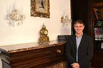 Ludvík Karl v exportní vile Preciosy.