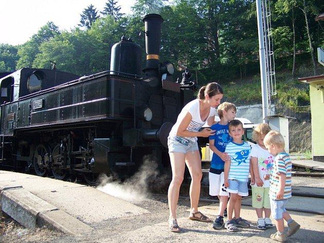 140 let trati Železný Brod - Tanvald