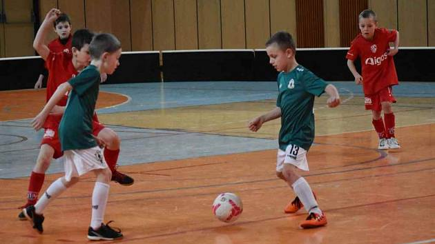 mládež fotbal
