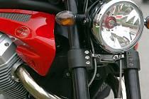Motorka láká. Ilustrační snímek.