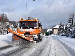 Nehody na sněhu