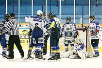 Dorostenci HC Vlci Jablonec se dnes na domácím ledě utkají ve velmi těžkém utkání s týmem Brna.