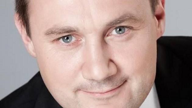 Martin Půta, lídr kandidátky STAN do podzimních krajských voleb.