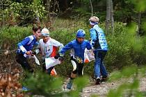 Už sedmnáctý ročník orientačního běhu si nenechali ujít závodníci všech věkových kategorií.