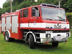 Sbor dobrovolných hasičů Železný Brod.