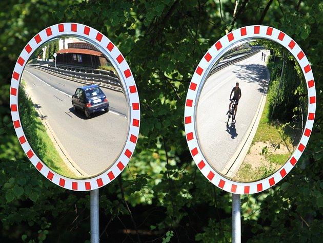 Zrcadla v Železném Brodě