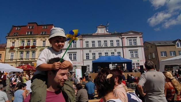 Minulý ročník Eurionu navštívilo mnoho lidí nejen ze Smržovky.