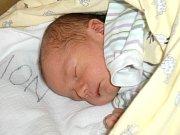 Michal Šrůma se narodil Michaele a Martinovi Šrůmovým z Liberce 20. 10. 2014. Vážil 3550 g a měřil 51 cm.