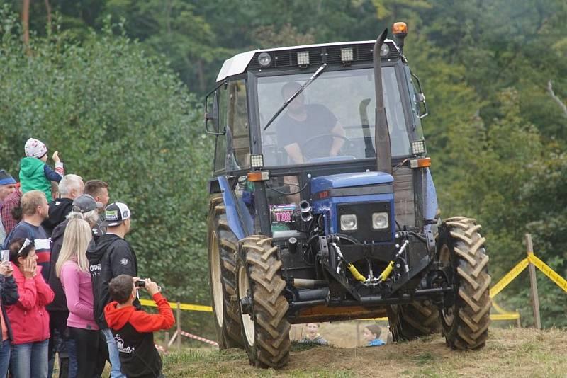 Traktoristé poměřili síly.