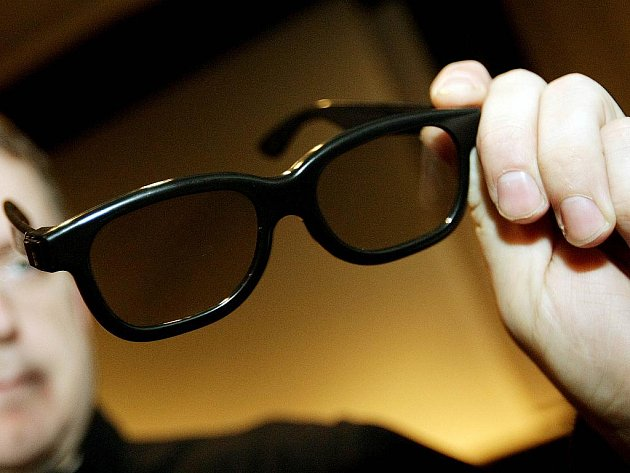 Brýle. Ilustrační snímek.