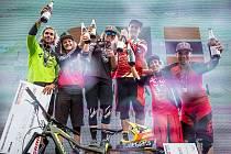 Uplynulý týden odstartovalo první kolo Crankworx World Tour na Novém Zélandu, kde bojovali ti nejlepší jezdci na světě o celkový titul King Of Crankworx 2018!