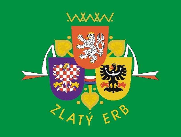 Logo soutěže Zlatý erb