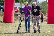 Handi desetiboj 2018, soutěž čtyřčlenných družstev handicapovaných sportovců O pohár města Tanvaldu, proběhl 4. září v Tanvaldu.