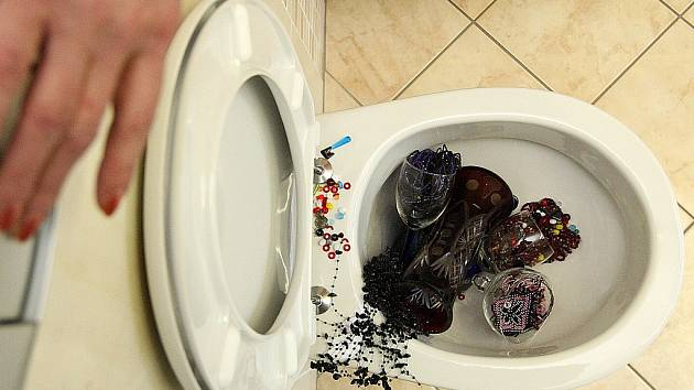 Toaleta. Ilustrační snímky.