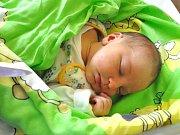 David Linhart se narodil Zuzaně a Lukášovi Linhartovým z Rychnova u Jablonce nad Nisou dne 27.6.2015. Měřil 49 cm a vážil 3250 g.