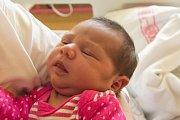 HELENA DUŽDOVÁ se narodila v úterý 9. ledna v jablonecké porodnici mamince Anitě Duždové z Jablonce nad Nisou.  Měřila 47 cm a vážila 3,04 kg.