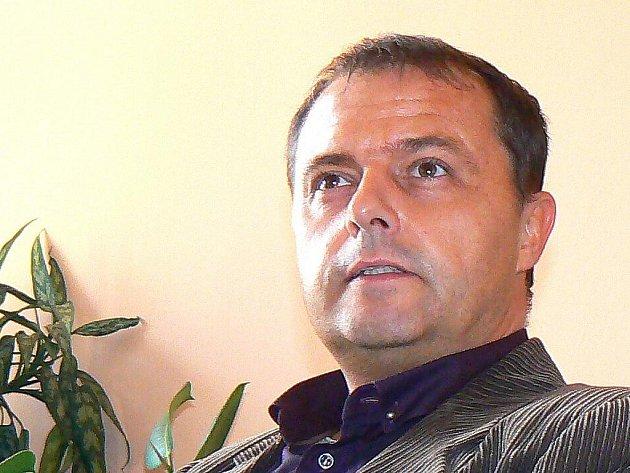 Jan Žíla, moderátor Rádia Dobrý den