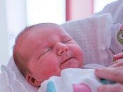 ROZÁLIE ZAJÍCOVÁ se narodila v sobotu 1. července mamince Patricii Svobodové z Jablonce nad Nisou. Měřila 48 cm a vážila 3,30 kg.
