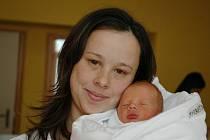Jakub Fabián s maminkou Andreou Daníčkovou