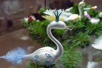 Vánoční ozdoby. Ilustrační snímek.