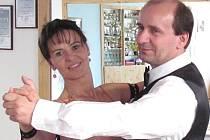 Společenský tanec v TOPDANCE Jablonec.