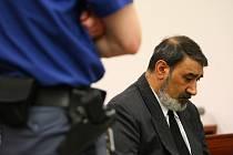 Milan Torák před soudem