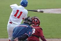 Baseballisté Blesku Jablonec odehráli v sobotu 19. června dva zápasy na domácím hřišti proti olomouckým Skokanům. Oba duely jednoznačně ovdládli domácí, když vyhráli dvakrát 18:2.