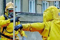 Cvičením v Lučanech nad Nisou vyzkoušelo všechny záchranářské složky.