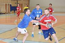 Jablonecký Trejbal (vpravo) měl v zápase několik šancí.