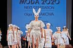 Móda 2020 - Next Generation v Jablonci nad Nisou.