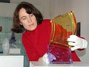 Studie dostavby Muzea skla a bižuterie.