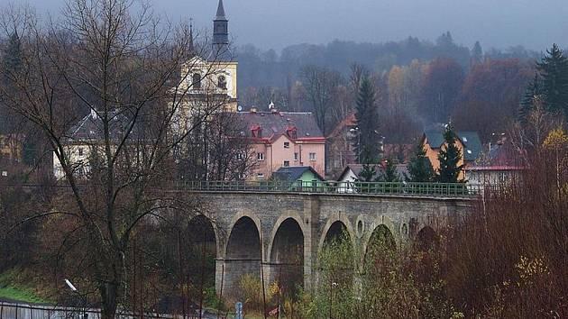 Kostel sv. Václava v Rychnově.