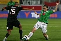 Naposledy se v Jablonci v Evropské lize představil AZ Alkmaar.